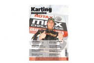 karting magazine issue february k2011