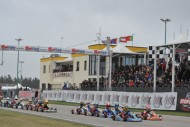 increase to k230 drivers the entry list of the k2011 wsk master series
