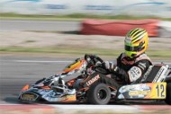 crg official team portugal on the algarve circuit of portimao for the second event of the wsk euro series