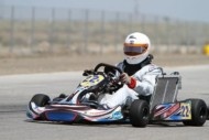aluminos drivers dunford and workum claim prokart challenge titles