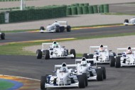 formula bmw talent cup test for six fks drivers