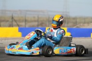 mcneil and daughters victorious buttonwillow for california prokart challenge event