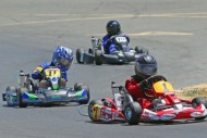 victories for aluminos psl karting race team at red line oil karting championship