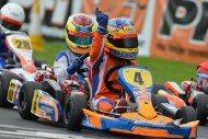 dean macdonald at the kart master grand prix