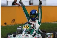 daniel formal is the rotax senior national champion and will be part of team usa