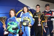 italian csai karting championship the k4 champions of k2012