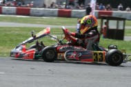 lando lights up laghi and finds the podium on european kf3 debut