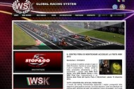 sport karting wsk promotion s new website is now online