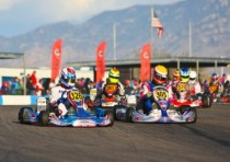 busy start for k2013 as buddy rice karting opened their season on both coasts with challenge of the americas pro kart challenge and florida winter tour action