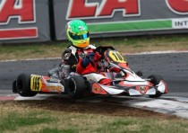 great victory for maranello kart kz2 with marco zanchetta the first round of the wsk euro series