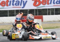 verstappen nl crg tm kz1 and negro dr tm kz2 win today s final k1 at the wsk euro series conca