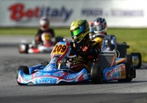 energy corse leader of the two wsk series