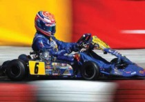 praga the top k10 at the cik fia kz europeans germany