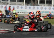 first verdicts the italian csai karting championship