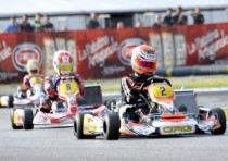 great finale for the wsk euro series at the weekend of k2nd june genk belgium