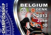 the cik fia european championship for kz and kz2 ends belgium the race from k26th to k30th june genk