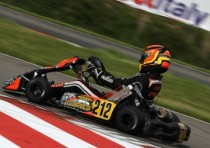 crg heading to spain for alcaniz s opener of the european cik fia kf kf junior championships