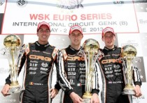crg dominates wsk euro series kz1 verstappen gets the title fore the last final genk
