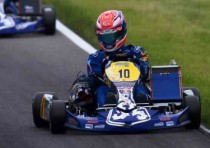 the iame platoon conquers podium also at the final round of the wsk euro series