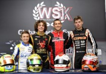 the wsk euro series ends genk b the winners are verstappen nl crg tm kz1 negro dr tm kz2 boccolacci f energy tm kf and norris gb fa kart vortex kfj