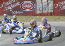 the cik fia european championship nielsen kosmic vortex and ticktum fa vortex closes the qualifying phase kf and kfj the top positions