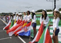 tomorrow varennes sur allier the cik fia world kz championship and the cik fia international kz2 super cup