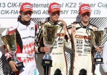 two great podiums for iame at the world championship varennes