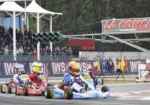 the wsk promotion karting season starts conca with double event the wsk champions cup from k27th february to k9th march