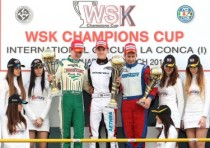 the second and last round of the wsk champions cup on sunday k9th march at conca the event live streaming on wsk it