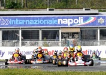 the international circuit napoli sarno will host the first round of the wsk super master series next weekend over k200 entrants are taking part the event which will be broadcast live by wsk it on sunday k23rd