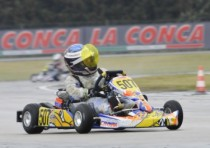 races started the wsk champions cup