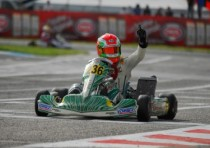 circuito internazionale napoli sarno s track italy is the home of wsk master series rd k1 k2014 karting