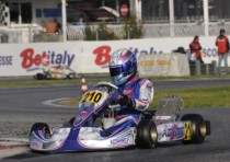 the best performances the wsk super master series sarno italy are achieved by camponeschi tony kart vortex kz2 nielsen dk kosmic vortex kf fusco lenzo lke k60 mini fewtrell and ahmed gb fa vortex kfj