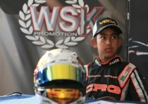 muizz aims for muro leccese win as wsk master series comes to the last round