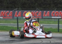 k200 top drivers on track for the wsk super master series muro leccese best times for thonon praga parilla kz2 ilott zanardi parilla kf and lombardo exprit vortex kfj the live streaming on wsk it on sunday k27th