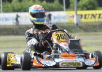 the cik fia european championship kz and k2 categories and the academy trophy arrive germany wackersdorf next k13th july for their k2nd round