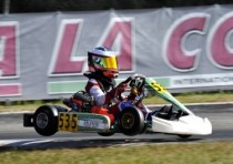 the first k2015 wsk top drivers to be awarded muro leccese next k8th february the last round of the wsk champions cup