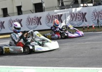 third round muro leccese lecce italy of the wsk super master series on schedule from k9th to k12th april