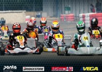 the first titles of the season to be awarded the last round of the cik fia european kz kz2 champ from k9th to k12th july genk b together with the karting academy trophy k2nd round