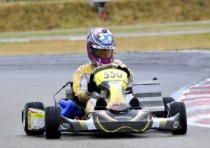 camponeschi tony kart vortex and johansson s energy tm win the european cik fia championship for the kz and kz2 categories marta garcia parolin fim keeps the leadership of the academy trophy