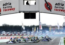 growing expectations for the wsk champions cup k2016 already k170 entrants to the competition which is going to be hosted by the adria karting raceway from k4th to k7th february