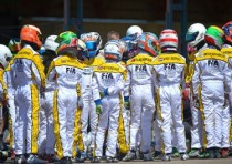 karting academy trophy very attractive changes for the k2016 edition
