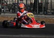unlucky winter cup for birel art