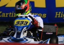 historic first win for ricciardo kart factory team
