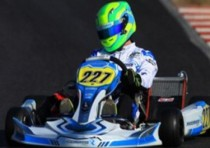 top k10 for ricciardo kart at the winter cup