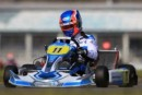 competitive weekend for ricciardo kart at sarno