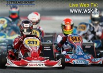 finals are coming at the wsk super master series at the k7 laghi circuit castelletto