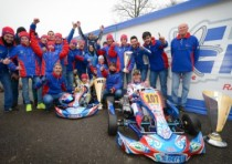 wsk four podiums for energy at castelletto