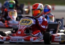 first round of the wsk super master for birel art