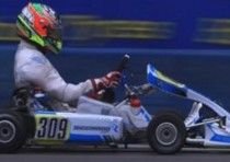 ricciardo kart unlucky at inaugural round of the wsk super master